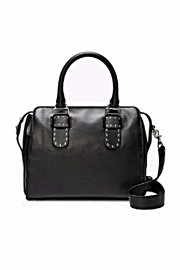 Rebecca Minkoff Midnight Work Satchel - Front cropped