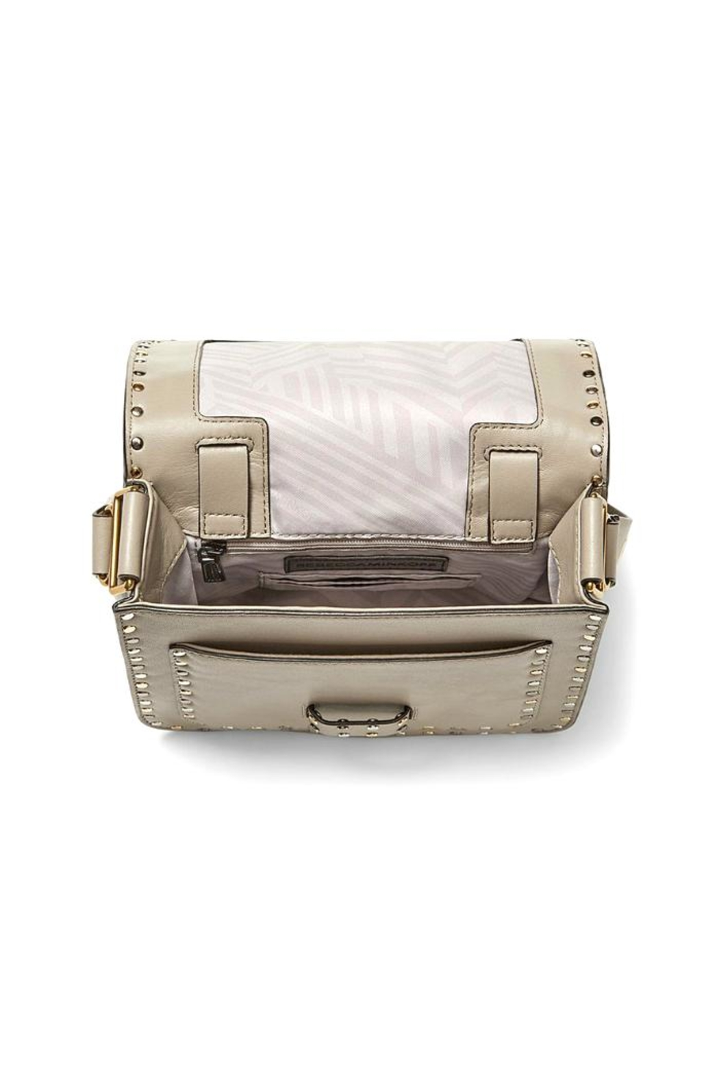 Rebecca Minkoff Midnighter Top-Feed Bag - Front Full Image