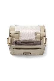 Rebecca Minkoff Midnighter Top-Feed Bag - Front full body