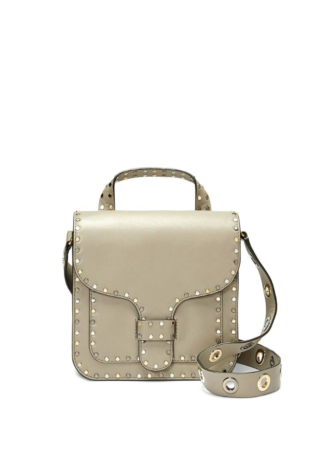 Rebecca Minkoff Midnighter Top-Feed Bag - Main Image