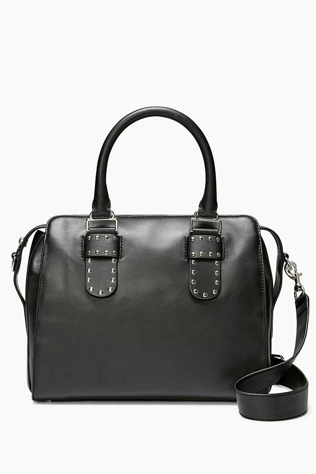 Rebecca Minkoff Midnight Work Bag - Front Cropped Image