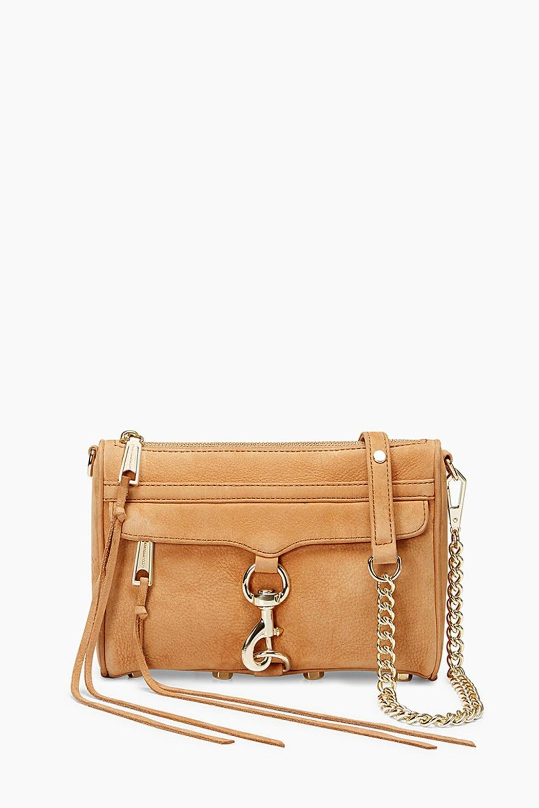 Rebecca Minkoff Mini Cross Body Bag - Front Cropped Image