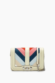 Rebecca Minkoff Multi Striped Crossbody - Product Mini Image
