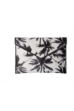 Rebecca Minkoff Palm Tree Clutch - Alternate List Image