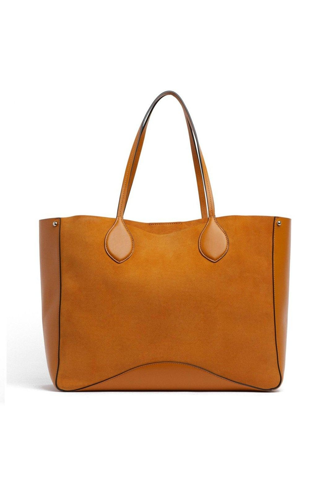 Rebecca Minkoff Pippa Unlined Tote - Front Cropped Image