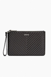 Rebecca Minkoff Quilted Wristlet Pouch - Product Mini Image