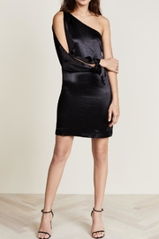 Rebecca Minkoff Slinky One-Shoulder Dress - Product Mini Image