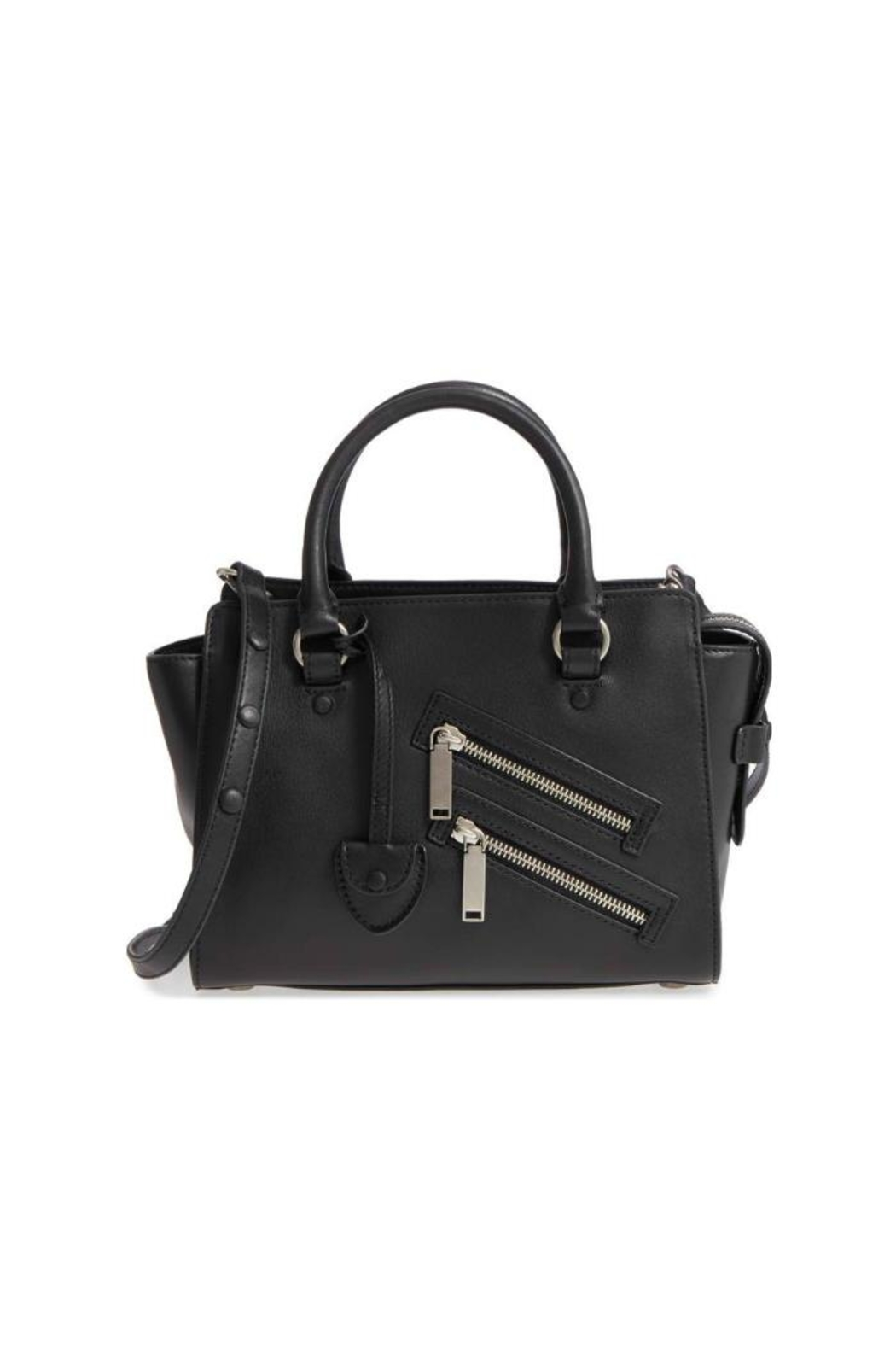 Rebecca Minkoff Small Jamie Satchel - Front Cropped Image