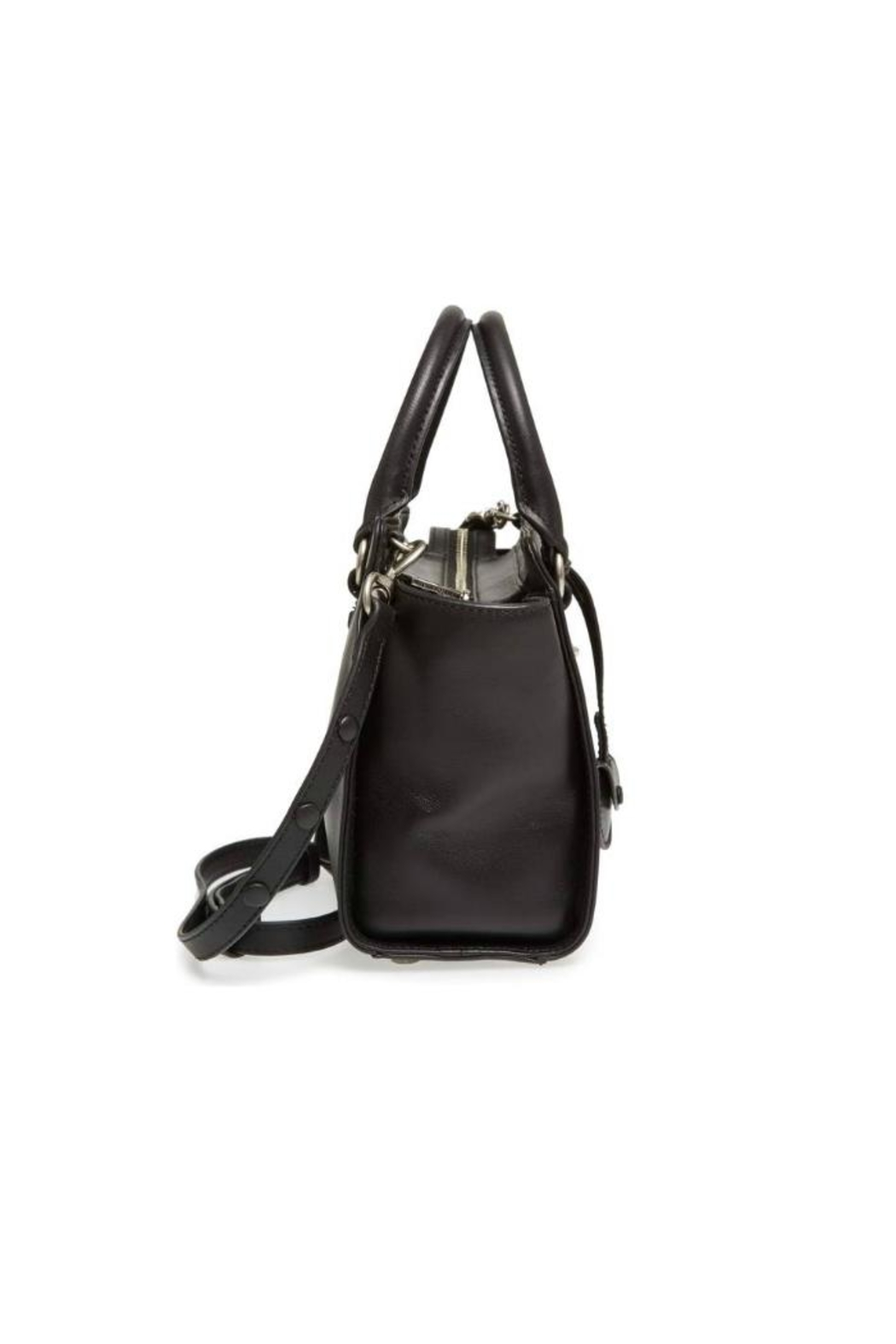 Rebecca Minkoff Small Jamie Satchel - Back Cropped Image
