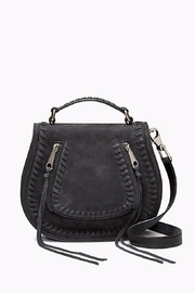 Rebecca Minkoff Small Vanity Saddle - Front cropped