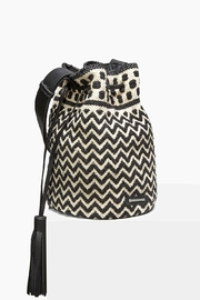 Rebecca Minkoff Sol Bucket Bag - Front cropped