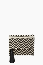 Rebecca Minkoff Sol Foldover Clutch - Product Mini Image