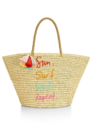 Rebecca Minkoff Sun And Surf Straw Tote - Product Mini Image