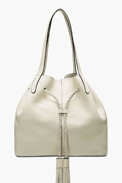 Shoptiques Product: Unlined Drawstring Tote