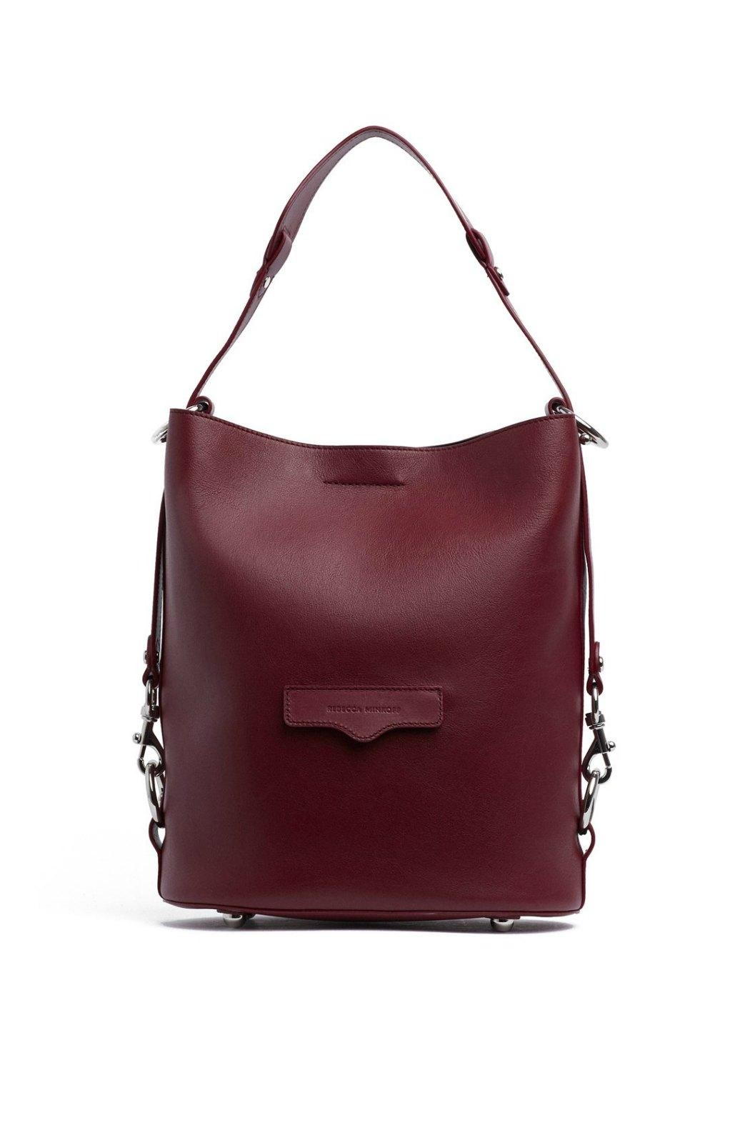Rebecca Minkoff Utility Convertible Bucket-Bag - Main Image