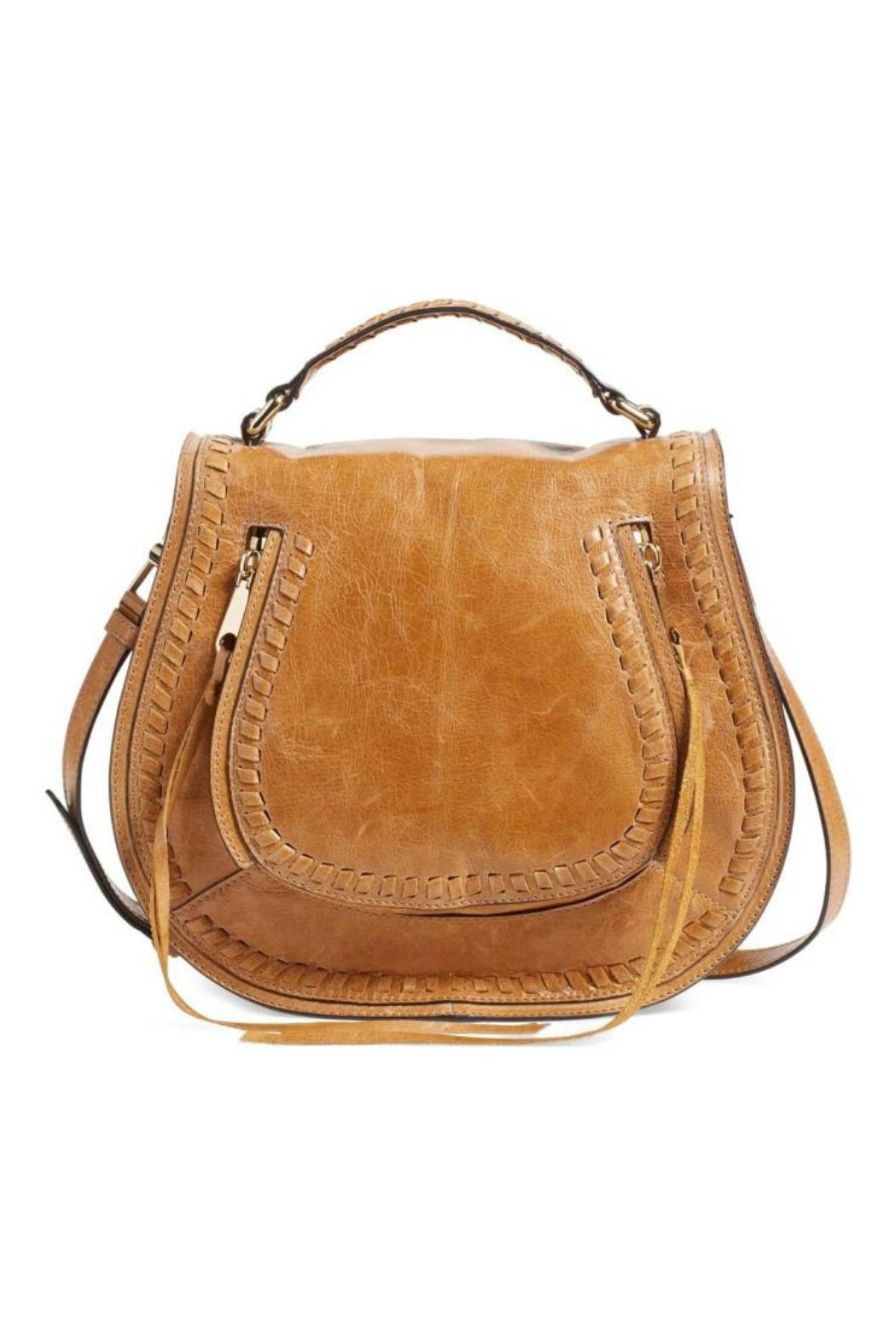 Rebecca Minkoff Vanity Saddle Bag - Main Image