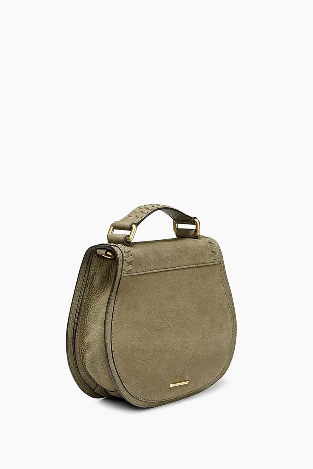 Rebecca Minkoff Vanity Saddle Crossbody - Front Full Image
