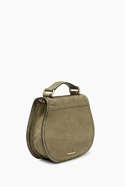 Rebecca Minkoff Vanity Saddle Crossbody - Front full body