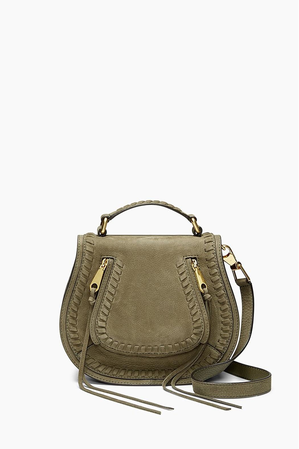 Rebecca Minkoff Vanity Saddle Crossbody - Main Image