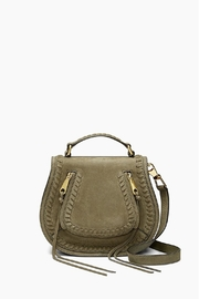 Rebecca Minkoff Vanity Saddle Crossbody - Front cropped
