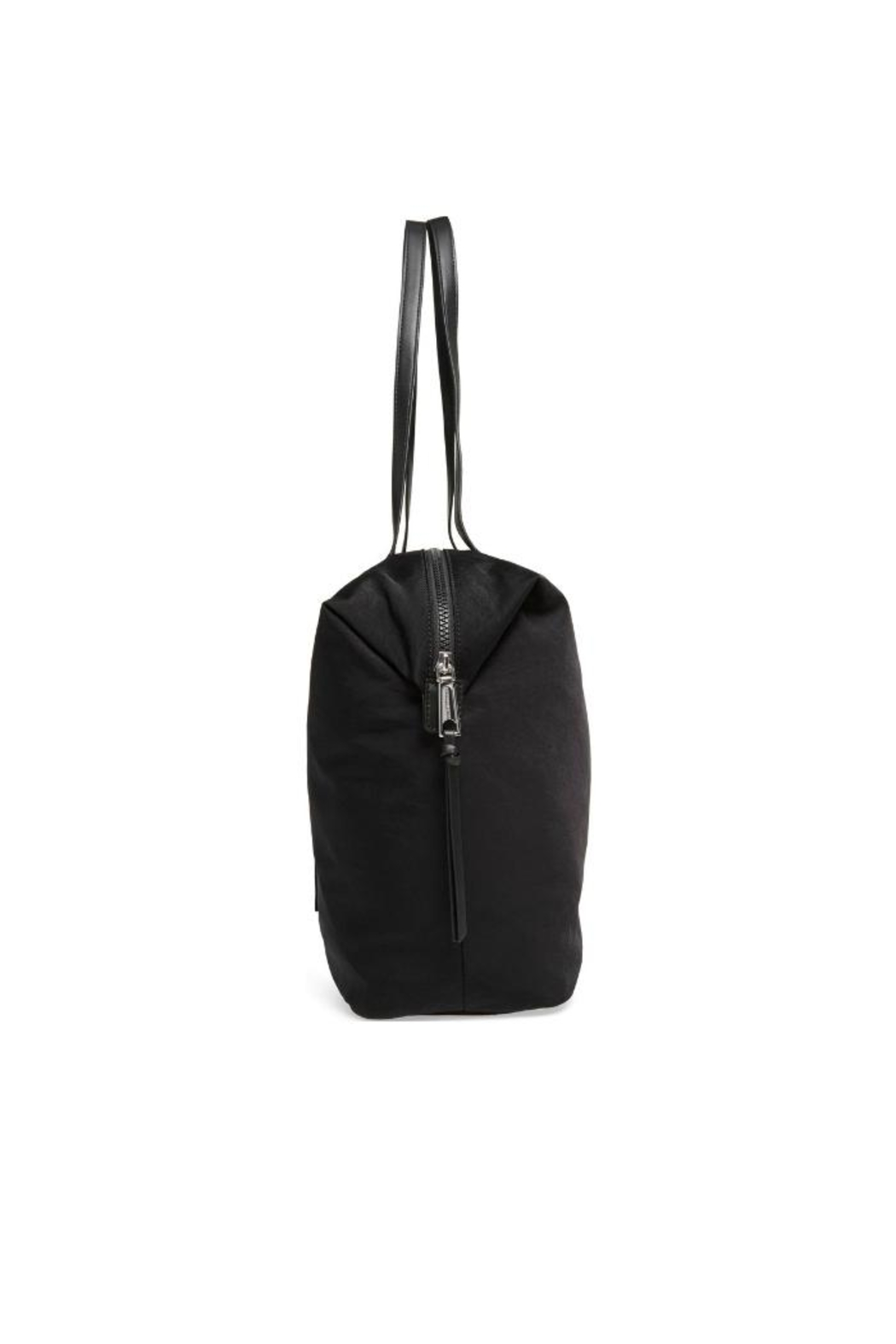 Rebecca Minkoff Washed Nylon Tote - Front Full Image