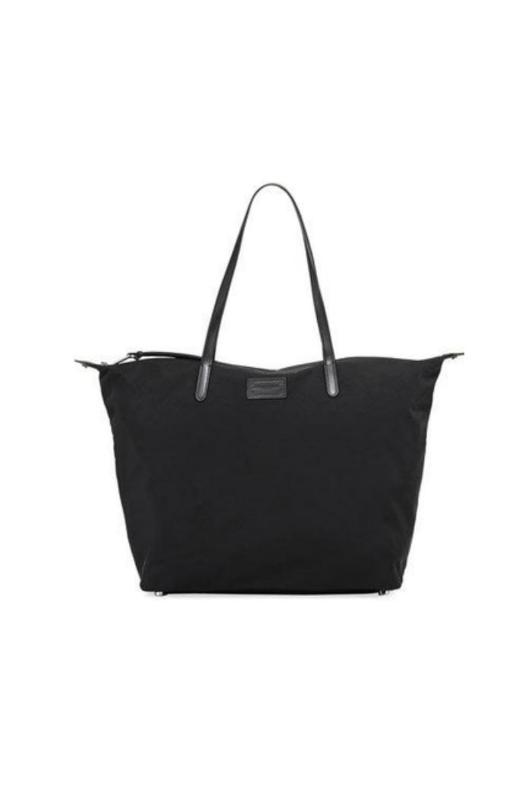 Rebecca Minkoff Washed Nylon Tote - Front Cropped Image