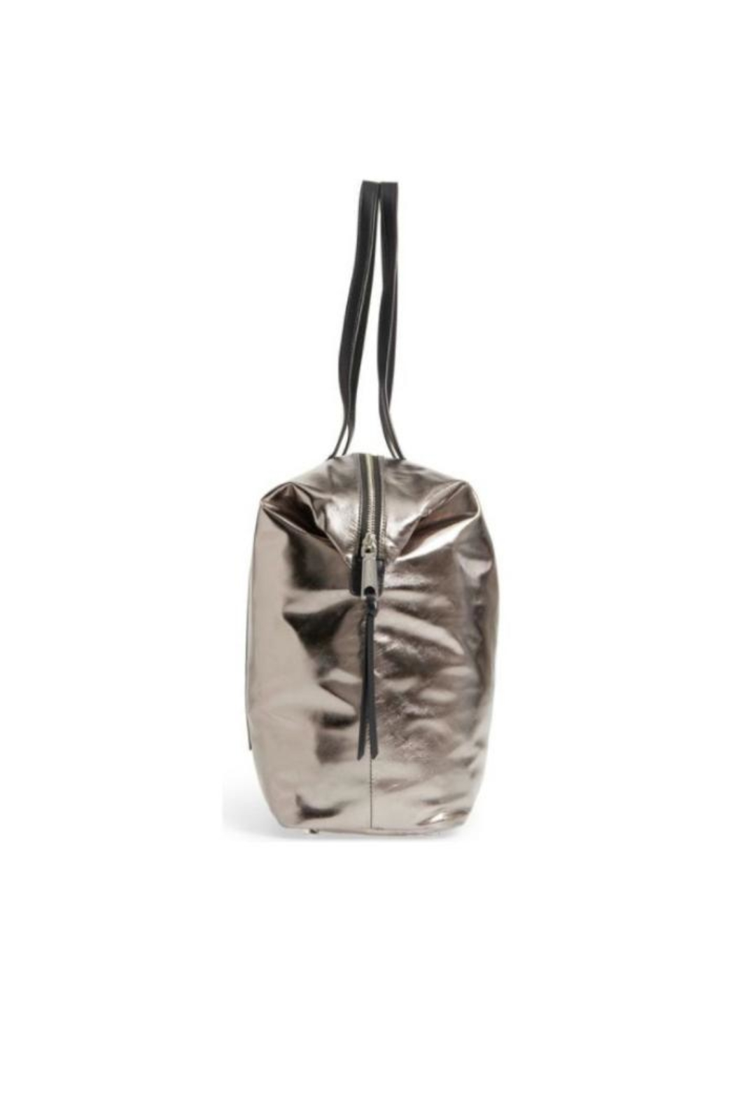 Rebecca Minkoff Washed Nylon Tote - Side Cropped Image