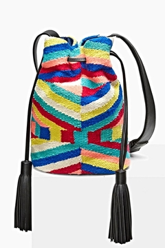 Shoptiques Product: Wonderland Bucket Bag