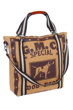 Rebecca Ray Canvas Dog Tote - Alternate List Image