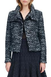 Rebecca Taylor Amsterdam Tweed Jacket - Front cropped