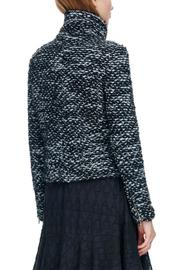 Rebecca Taylor Amsterdam Tweed Jacket - Front full body