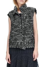 Rebecca Taylor Amsterdam Tweed Vest - Product Mini Image