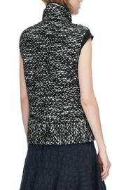 Rebecca Taylor Amsterdam Tweed Vest - Front full body