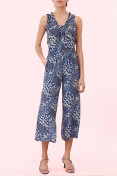 Rebecca Taylor Ava Floral Smocked Pant - Product List Image