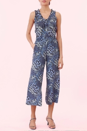 Rebecca Taylor Ava Floral Smocked Pant - Product Mini Image