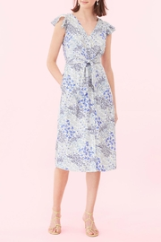 Rebecca Taylor Ava Tie Dress - Front cropped