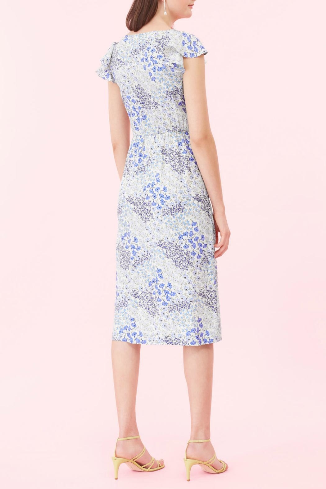 Rebecca Taylor Ava Tie Dress - Front Full Image
