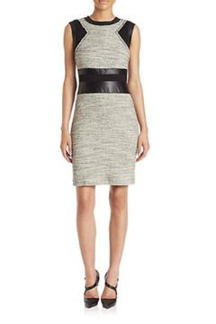 Rebecca Taylor Canyon Tweed Dress - Product List Image