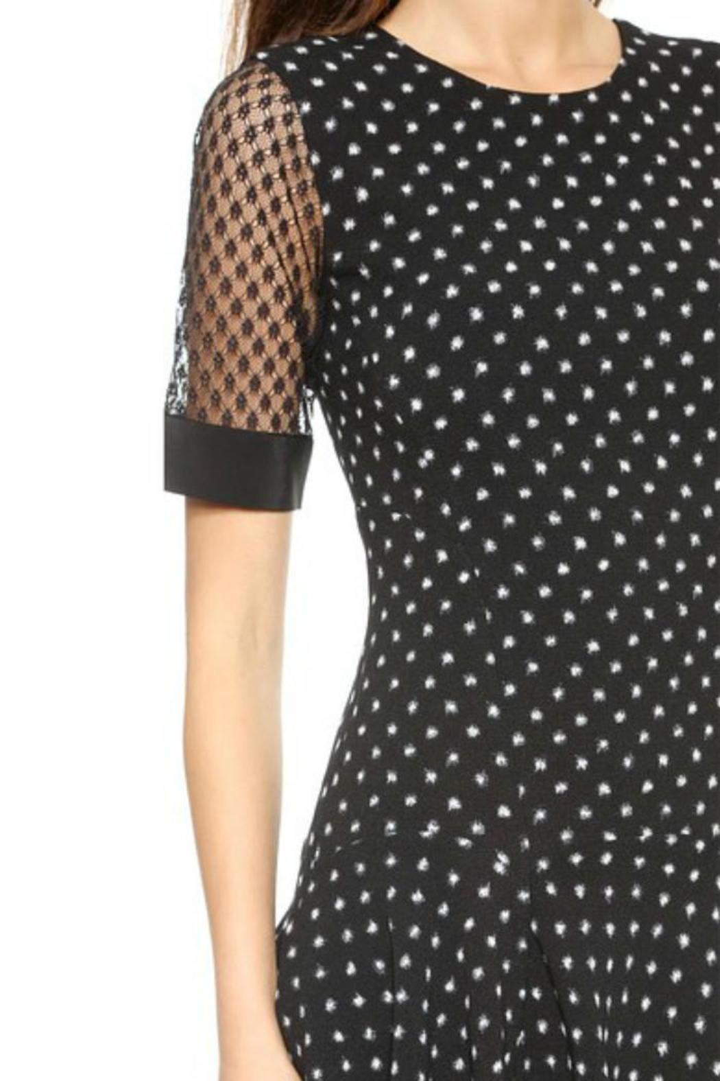 Rebecca Taylor Drop Waist Dress - Side Cropped Image