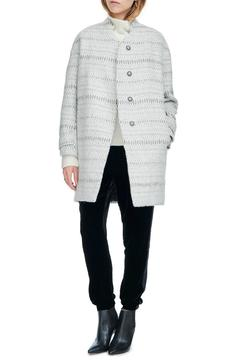 Shoptiques Product: Icicle Cocoon Jacket