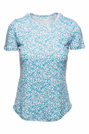 Rebecca Taylor Short Sleeve Top - Product Mini Image
