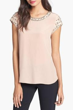 Rebecca Taylor Tee With Embellishment - Alternate List Image