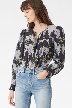 Rebecca Taylor Wisteria Top - Product List Image