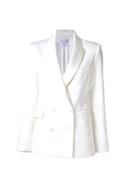 Rebecca Vallance  Lusso White Blazer - Product Mini Image