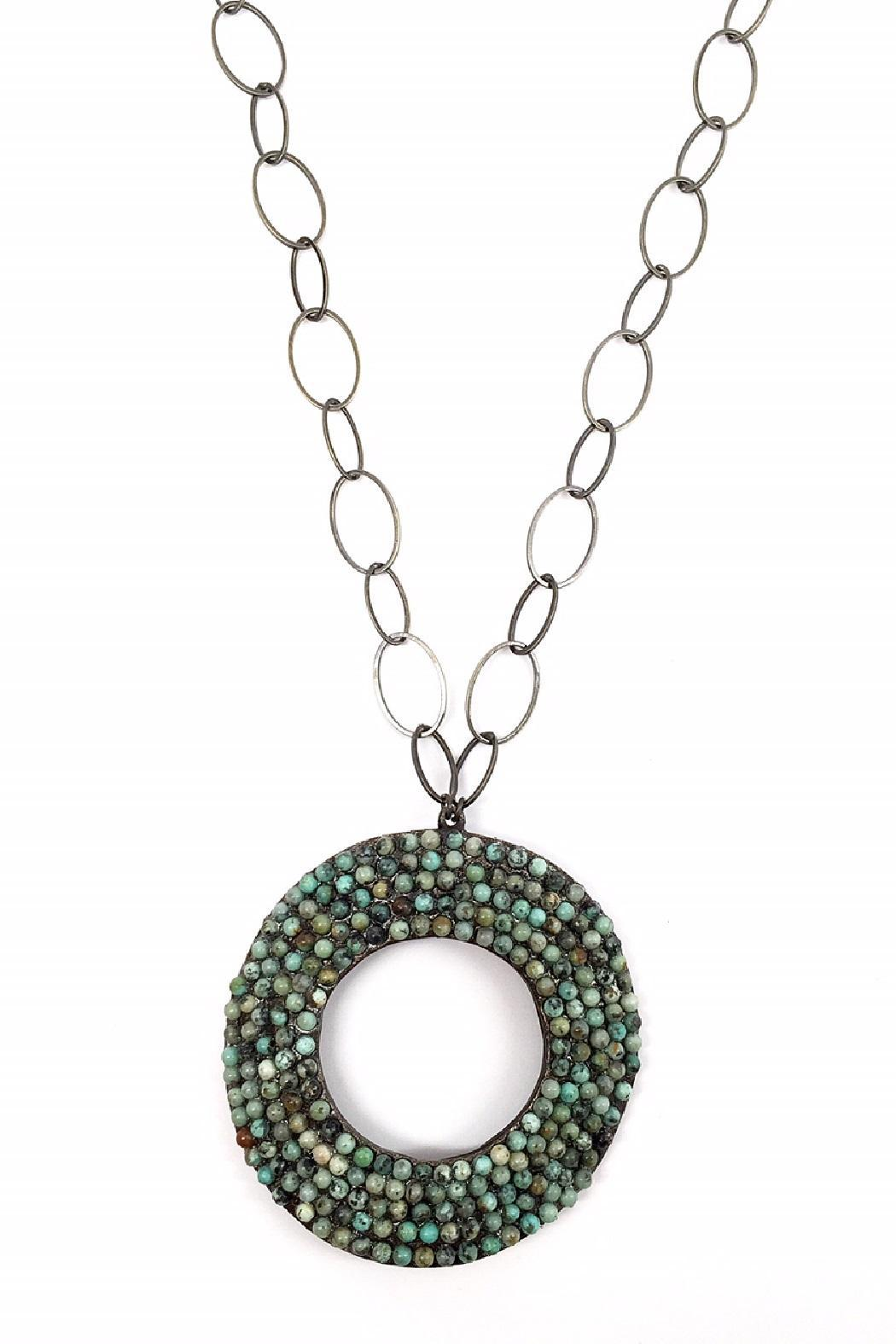 Rebel designs large pendant necklace from colorado by ruby for Rebel designs jewelry sale