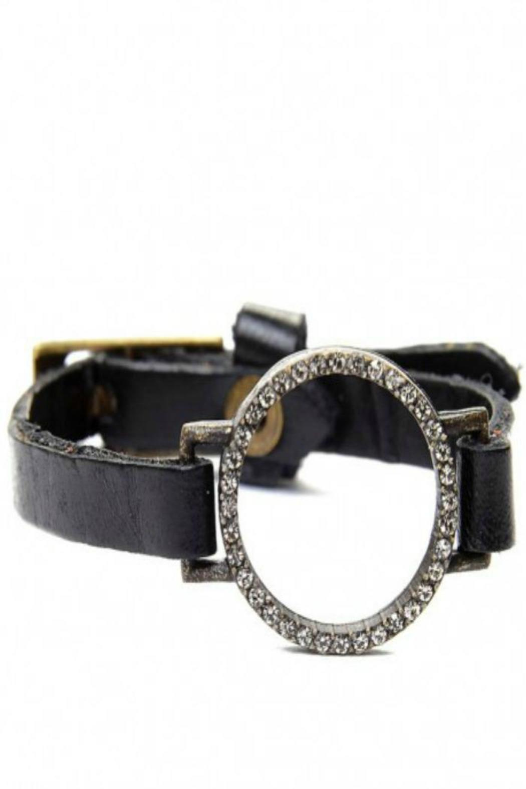 Rebel designs skinny circle band from atlanta by collage for Rebel designs jewelry sale