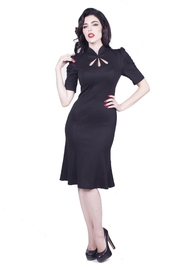 Rebel Love Clothing Jezebel Wiggle Dress - Product Mini Image