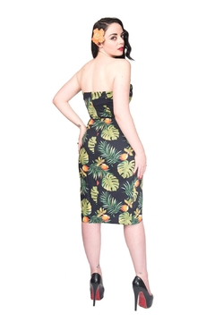Rebel Love Clothing South-Seas Sarong Dress - Alternate List Image