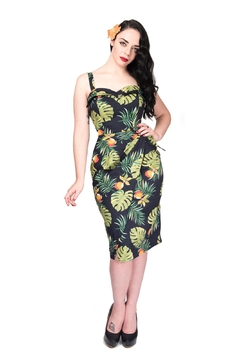Rebel Love Clothing South-Seas Sarong Dress - Product List Image