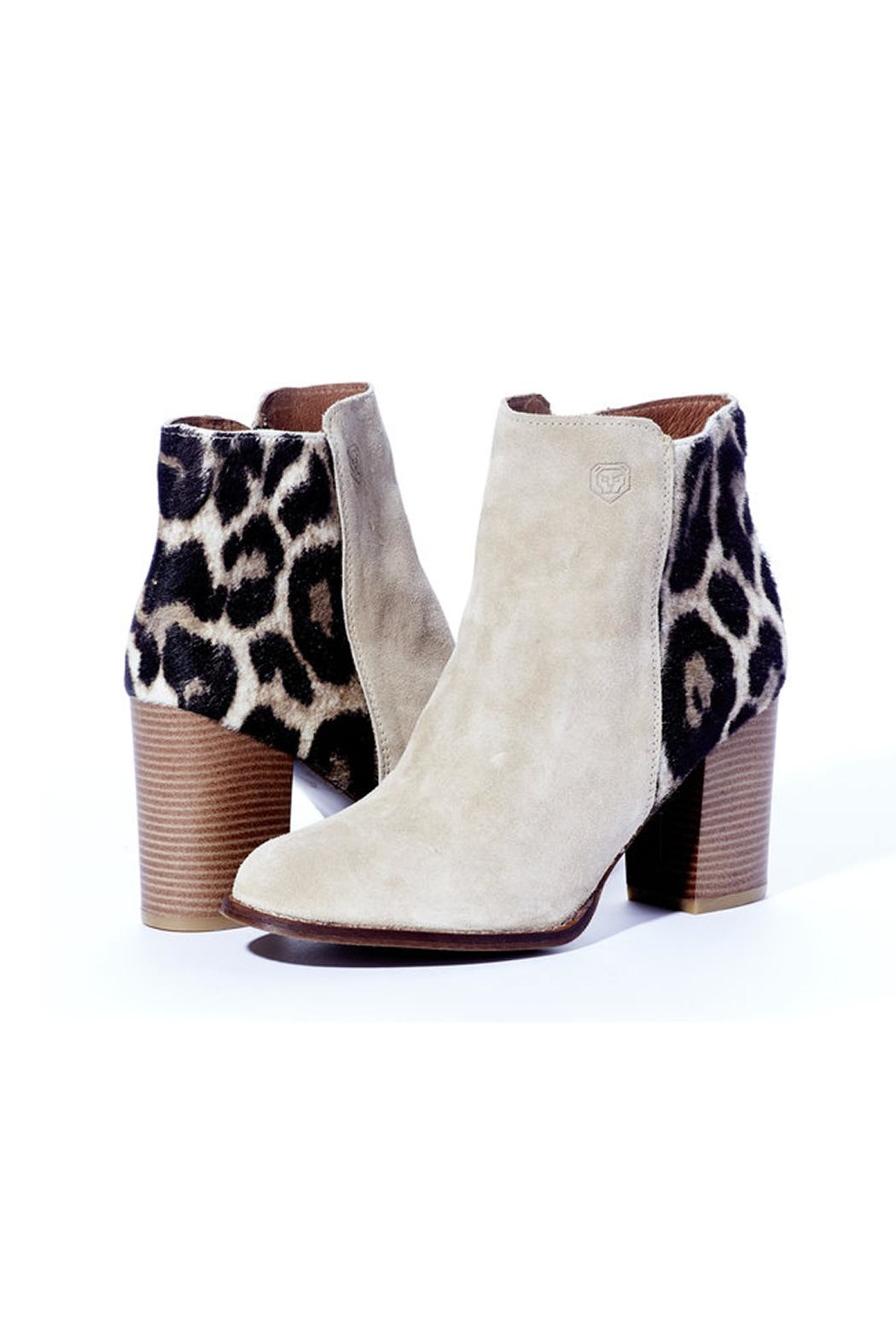 Dallas Panther Bootie